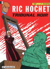 Ric Hochet -32b1995- Tribunal noir