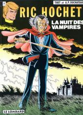 Ric Hochet -34b1995- La nuit des vampires