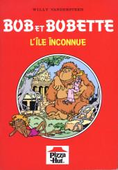 Bob et Bobette (Publicitaire) -Piz6- L'île inconnue