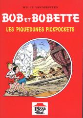 Bob et Bobette (Publicitaire) -Piz7- Les piquedunes pickpockets