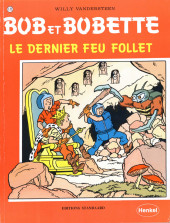 Bob et Bobette (Publicitaire) -Henkel- Le dernier feu follet