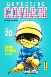 Détective Conan -20a- Tome 20