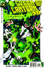 Green Lantern 3-D (1998) -1- Into The Light