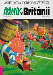 Astérix (en langues étrangères) -11Tchèque- Asterix v Britànii
