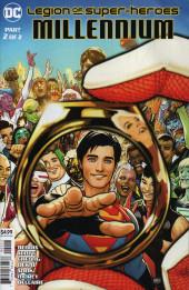 Legion of Super-Heroes: Millennium (2019) -2- Legion Of Super-Heroes: Millennium #2