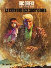 Luc Orient -7b1985- Le cratère aux sortilèges