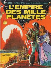 Valérian -2c1989- L'empire des mille planètes
