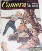 34 / 34 Camera / Camera -120- Bob Mallard : La tête en bas