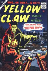 Yellow Claw (Atlas Comics - 1954) -3- Sleeping City