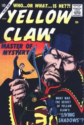 Yellow Claw (Atlas Comics - 1954) -4- Living Shadows