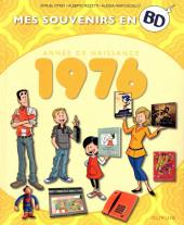 Mes souvenirs en BD -37- Année de naissance 1976