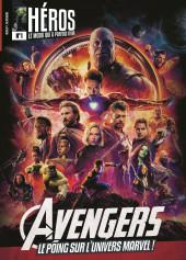 (DOC) Héros, le mook -1- Avengers, le poing sur l'univers Marvel !