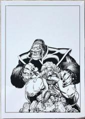 Planète Comics (2e série) -7TL- Monkeyman & O'Brien