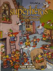 Les superhéros injustement méconnus -a2008-  Les superhéros injustement méconnus