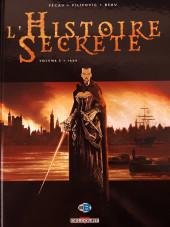 L'histoire secrète -5a2018- 1666