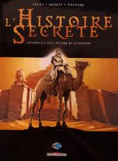 L'histoire secrète -8a2008- les 7 pilliers de la sagesse