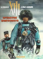 XIII -16a2012- Opération Montecristo