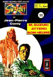 Suzuki (1re série - Arédit) -1- M. Suzuki attend son heure