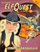ElfQuest (1978) -INT5- Siege at Blue Mountain