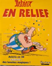 Astérix (Autres) - Asterix en relief