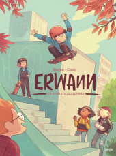 Erwann -2- La star du skatepark