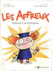 Les affreux (Miville) - Simone à la Sorbonne