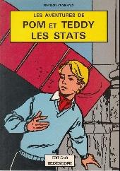 Pom et Teddy -11- Les Stats