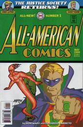 JSA Returns: All-American Comics (1999) -1- Cold Heart