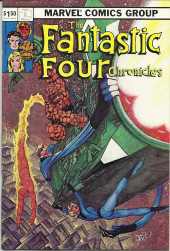FantaCo's Chronicles Series (1981) -2- Fantastic four Chronicles