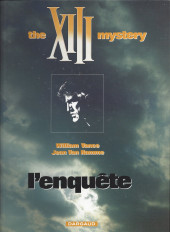 XIII -13b2010- The XIII mystery - L'enquête