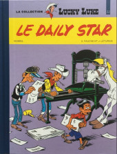Lucky Luke - La collection (Hachette 2018) -3253- Le daily star