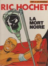 Ric Hochet -35a1984- La mort noire