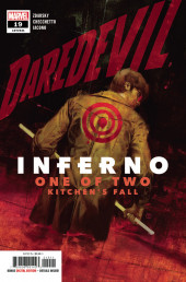 Daredevil Vol. 6 (Marvel comics - 2019) -19- Inferno - Part 1
