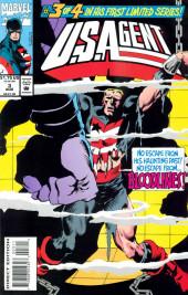 U.S. Agent (1993) -3- Bloodlines