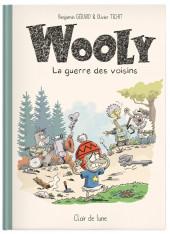 Wooly - La guerre des voisins