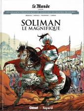 Les grands Personnages de l'Histoire en bandes dessinées -35- Soliman le Magnifique