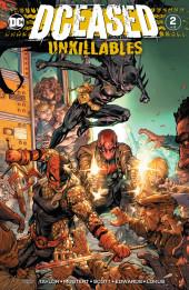 DCeased: Unkillables (DC Comics - 2020)