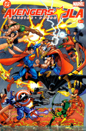 JLA/Avengers (2003) -2- The barriers between worlds are crumbling