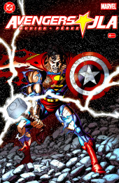 JLA/Avengers (2003) -4- His name is Krona...