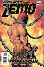 Thunderbolts Presents: Zemo - Born Better (Marvel comics - 2007) -1- Issue # 1