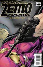 Thunderbolts Presents: Zemo - Born Better (Marvel comics - 2007) -4- Issue # 4