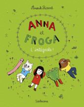 Anna et Froga - Tome INT