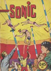 Sonic (SEG) -3- L'enfant du cirque  - 3