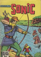 Sonic (SEG) -5- La flèche noire de Robin des bois