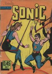 Sonic (SEG) -12- Enigme policière