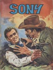 Sony -14- La fin d'un tireur