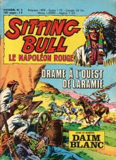 Sitting Bull, le Napoléon rouge -3- Drame à l'Ouest de Laramie