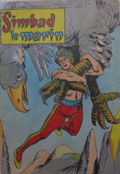 Simbad le marin (Éditions Mondiales) -2- Les prisonniers des Arrochs