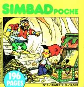 Simbad (Poche) -5- Numéro 5