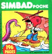 Simbad (Poche) -7- Numéro 7